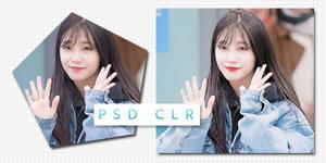 PSD Clr 9 /// 170526 by Xioelgji1911