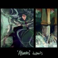 Atlantis details by ChocolateCello
