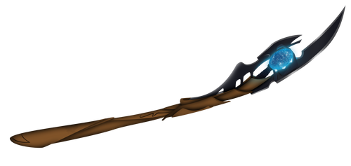 Loki's Scepter vector by auveiss