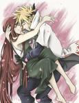 Minato and Kushina Loves by tsademcxo