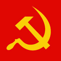 Hammer and sickle by christiansocialism