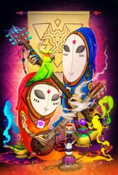 Nikitanga-bandaF by eyenod