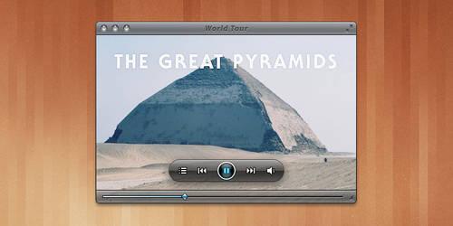 Pyramid Player by elischiff