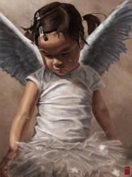Ice Angel WIP by Tommi-75