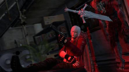 Devil May Cry (SFM) by sniperz2121