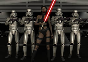 Darth Scela and The Boys by Colonel-Azzameen