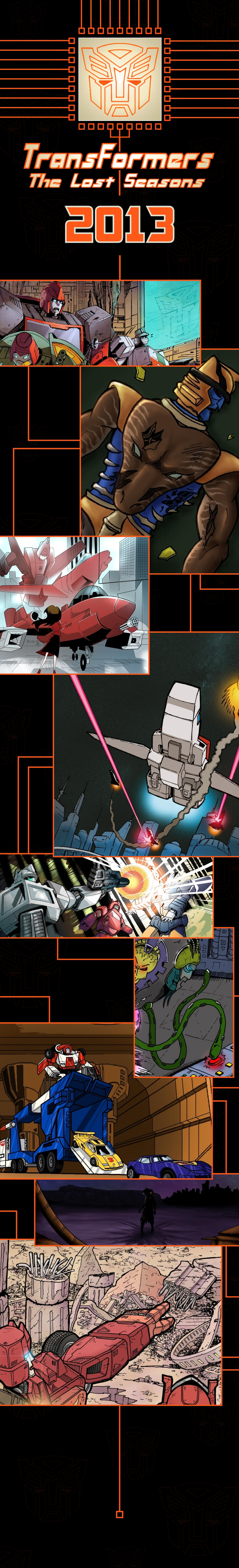 Coming to Transformers The Lost Seasons in 2013 by TF-The-Lost-Seasons
