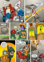 Attack of the DIAclones page 23 by TF-The-Lost-Seasons