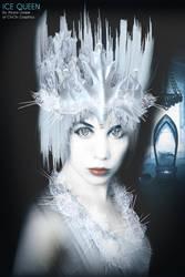 Ice Queen by ThePinkPlastic