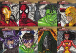 Marvel Masterpieces II 03 by Hodges-Art