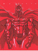 Magneto 40 by Hodges-Art