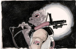 Bossk 8/9 by Hodges-Art