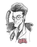 Egon by Hodges-Art
