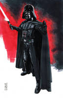 Vader by Hodges-Art