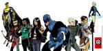 Antiis Comics: Phase One by Hodges-Art