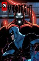 Antiis Comics Presents No 2: Midknight (cover) by Hodges-Art