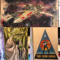 The Star Wars Sketch Book (End) by Hodges-Art