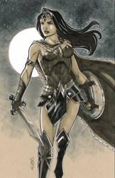 Wonder Woman by Hodges-Art