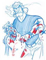 Brock by Hodges-Art
