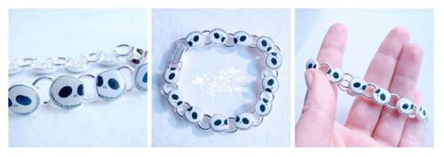 Jack's head bracelet by caithness-shop