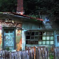 Abandoned II by Ansheen