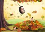 Autumn Joy by Ansheen