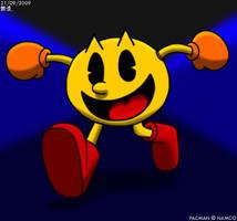 Pac Man by BluebottleFlyer