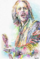 Tom Petty (2) by MarinaSotiriou