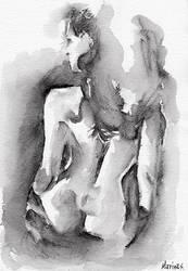 Nude 98 by MarinaSotiriou