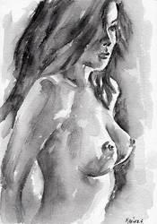 Nude 099 by MarinaSotiriou