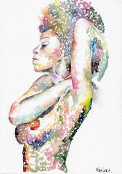 Nude 101 by MarinaSotiriou