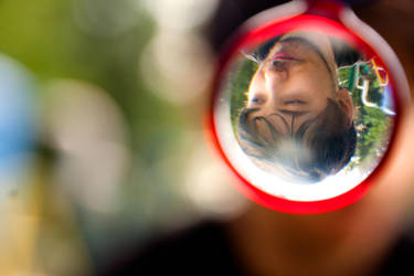 Through The Lens - II by st-ziza