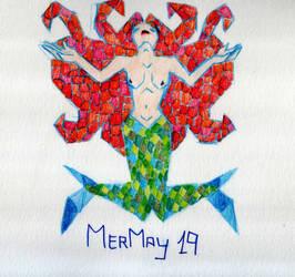MerMay-19 by Firichuuu