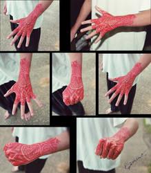 Red Tatoo by YunkEEE