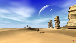 Desert Patrol II by gerberc