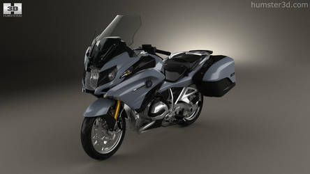 BMW R1200RT by humster3d