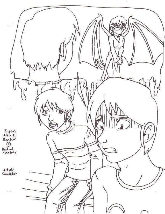 Nightmare - Roger Alex Baxter by Doodlebotbop