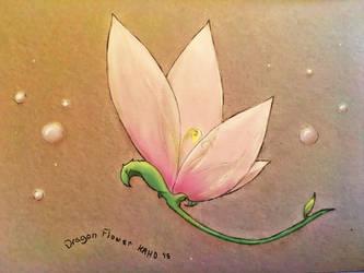 Dragon Flower by gusdefrog