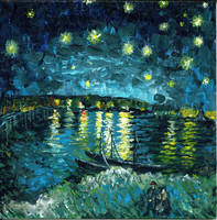 Starry night 2 by othersescape