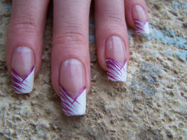 Nail art  5 by VickiH