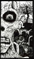 'THE DEAD' by irishvirus
