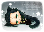 Just lonely Loki by PrinceOfRedroses