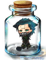:Loki: Bottle meme by PrinceOfRedroses
