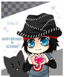 :Gn'R: B-day to DJ Ashba by PrinceOfRedroses