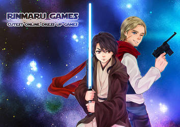 :Rinmarugames: December 2015 Star Wars banner by PrinceOfRedroses