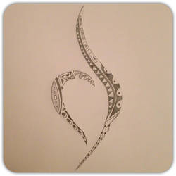 Polynesian NEDA symbol by A18cey