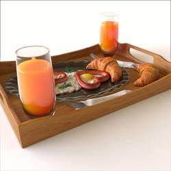 breakfast by viiik33