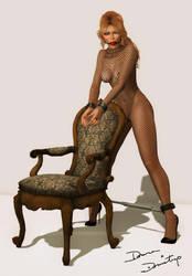 The Chair by donnaDomenitzo
