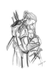Reunion by LinestyleArtwork