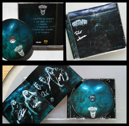 Cd Artwork and Layout by LinestyleArtwork